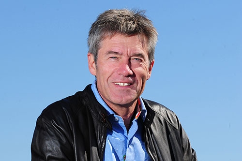 City alumnus Tiff Needell