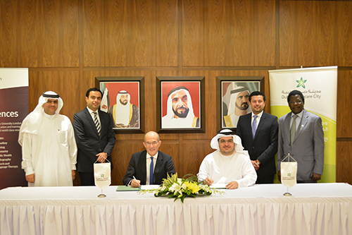 City University London signs memorandum of understanding with Dubai Healthcare City