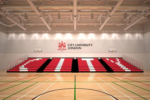 CitySport, our new sports facility | City, University of ...