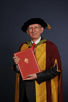 The Rev. Dr Martin Dudley