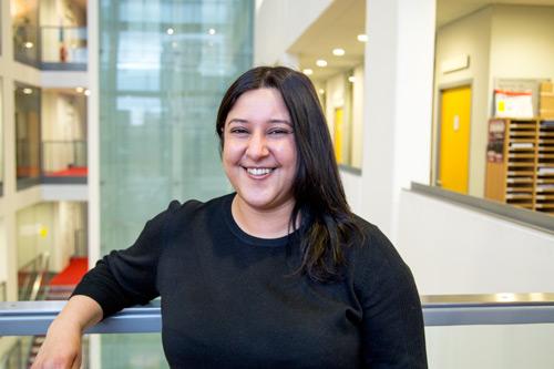 Rashida Ahmad
