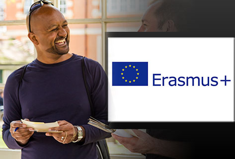 Erasmus + for City staff