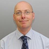 Portrait of Peter Bentley