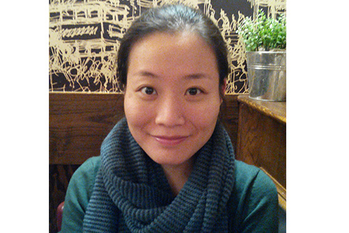 Research student Minli Tang at The City Law School