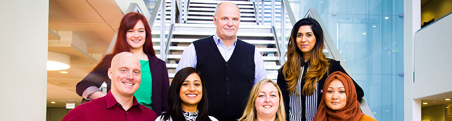 City's Widening Participation Outreach team