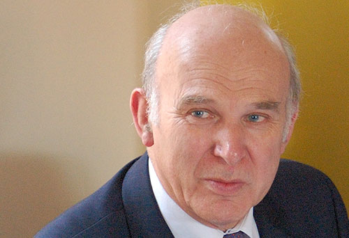 Vince Cable and the General election 2015