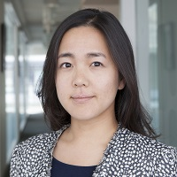 Portrait of Dr Daisy Chung