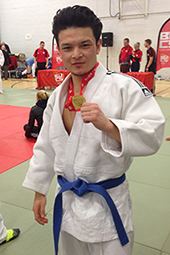 Judo is an individual sport at City
