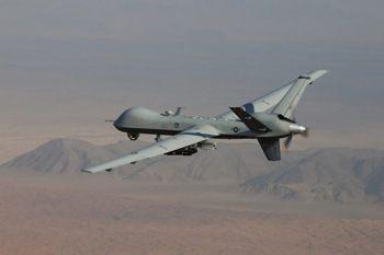 The EQ9 Reaper aircraft