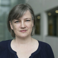 portrait of Rebecca Wells