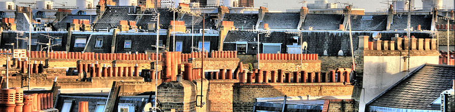 Rooftops London