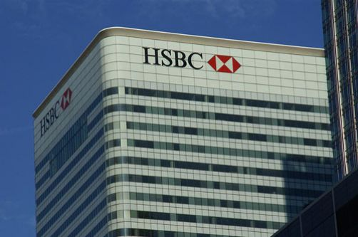 HSBC Headquarters in Canada Water