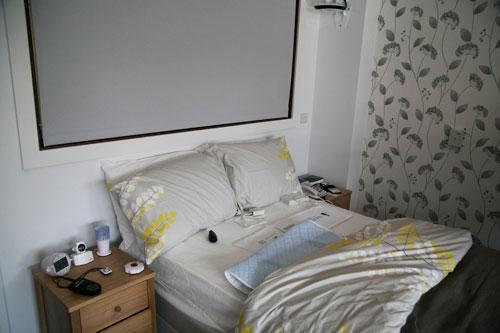 City TECS bed