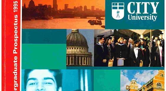 Prospectus cover hallway image