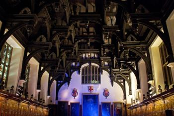 Great hall at Middle Temple Hall