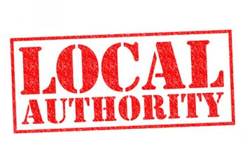 Local authority stamped