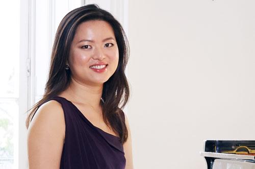 Minerva Piano Trio Annie Yim