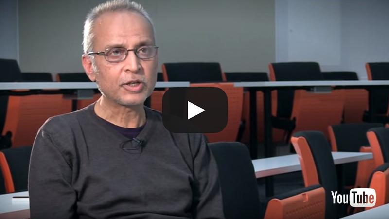Professor Saqib Jafarey talks about City's Development Economics MSc
