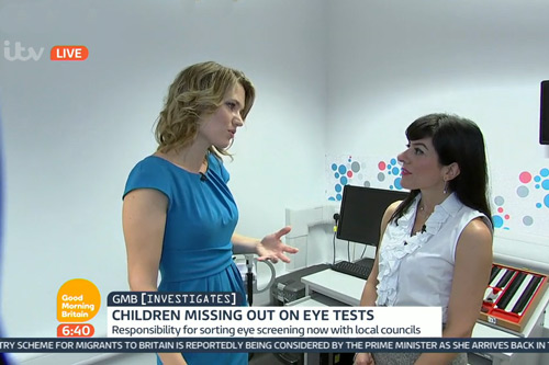 Image of City Sight on Good Morning Britain