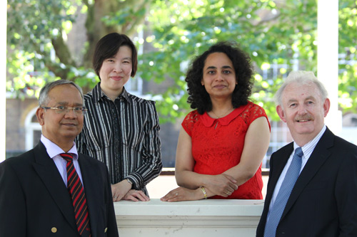 Prestigious recognition for City's engineering researchers