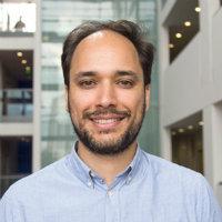 portrait of Dr Mark Erbel