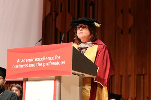 Caroline Alexander, Honorary Graduate