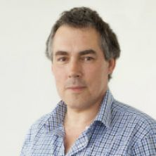Portrait of Dr Russell Gerrard