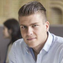 Portrait of Mikael Homanen