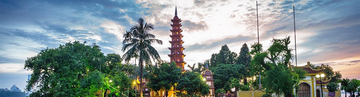 Common Purpose Study Abroad Experience 2018 – Hanoi, Vietnam