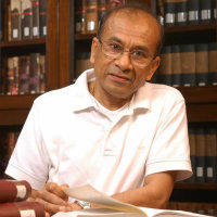 portrait of Professor Anthony Cooray