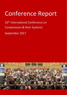 Compressors 2017 Conference Report Cover
