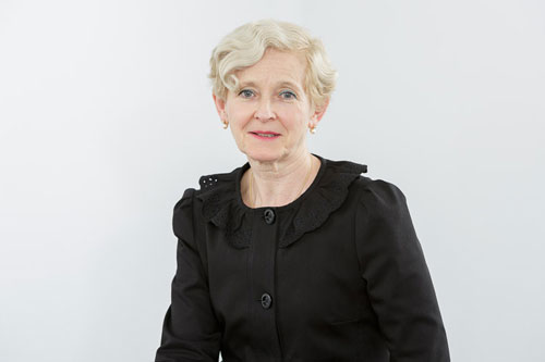 Carol Sergeant CBE is new Chair of Global Women's Leadership Programme