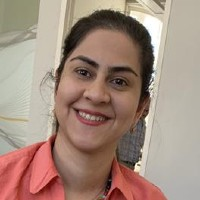 Portrait of Fatemeh Najibi