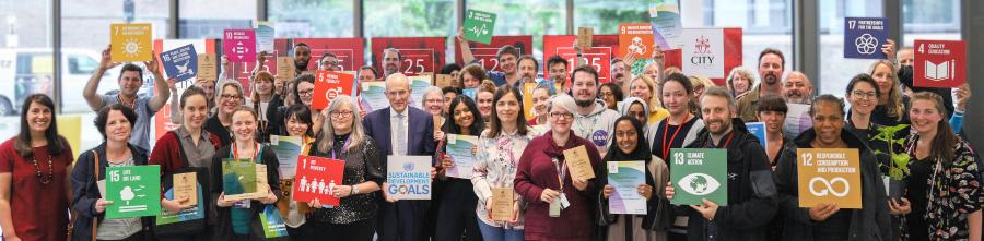 Sustainability Awards group