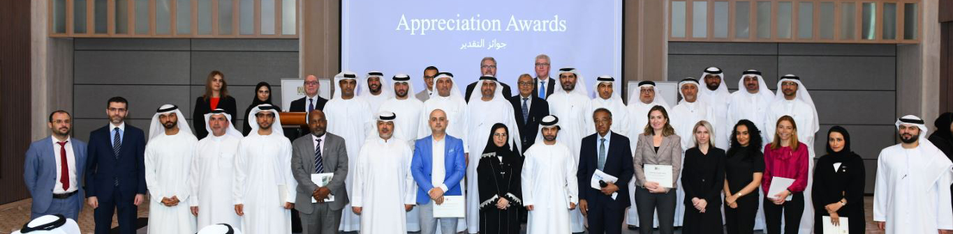 The City Law School awarded Certificate of Appreciation from DIFC Courts