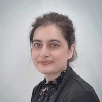 Portrait of Dr Raheelah Ahmad