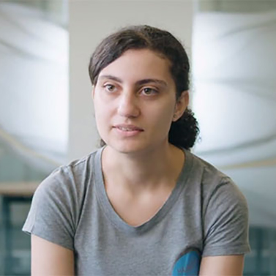Ayse Enver is a BSc Computer Science student