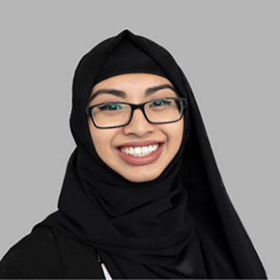 Noshin Ahmed is a BEng Civil Engineering student