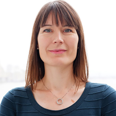 Aurore Hochard is the Head of Entrepreneurship Programmes at City, University of London