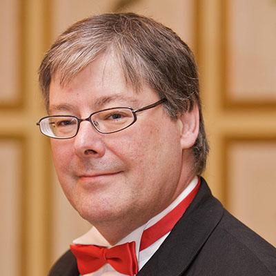 Carl Ricketts is an alumni ambassador