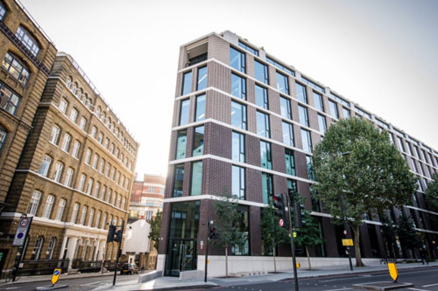 Better Space at The Ray Farringdon, 127 Farringdon Road