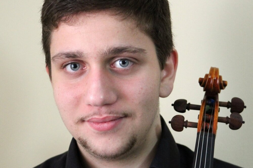 Orchestra performs 16-year-old Music student's piece