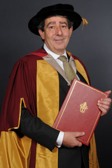 Ronald Sandler CBE