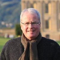 portrait of Jeremy Scholes