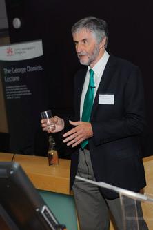 Prof Patrick Gillof