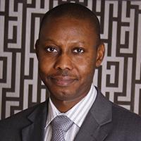 Portrait of Abdullahi Abubakar