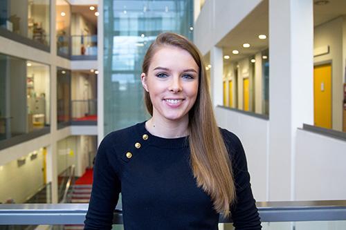 City University London staff member Ksenija Kotova