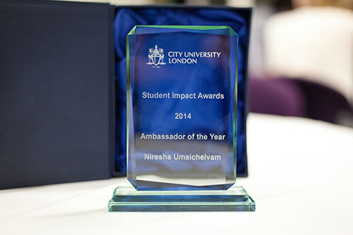 The Student Impact Awards 2014