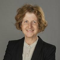 portrait of Professor Jane Dixon