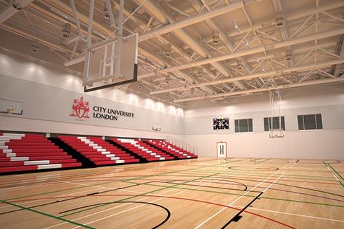 CitySport sportshall
